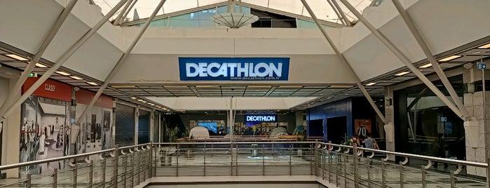 Decathlon is one of Gittiğim Yerler.