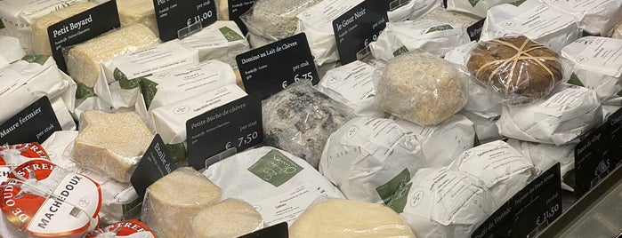Fromagerie Kef is one of Amsterdam foodie hitlist.