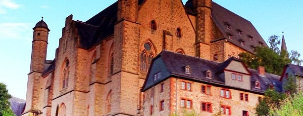 Landgrafenschloss Marburg is one of Locais curtidos por Vugar.