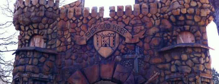 Sherwood Forest Faire is one of Austin Castles.