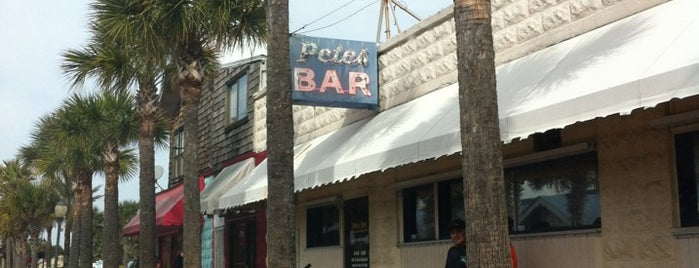 Pete's Bar is one of Sara Graceさんのお気に入りスポット.