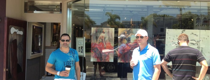 Art and Frames by Wood Gallery is one of San Diego Museums & Art Galleries.