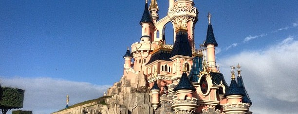 Disneyland® Paris is one of Hopefully, I'll visit these places one day....