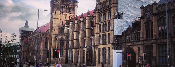 University of Manchester is one of Inspired locations of learning.