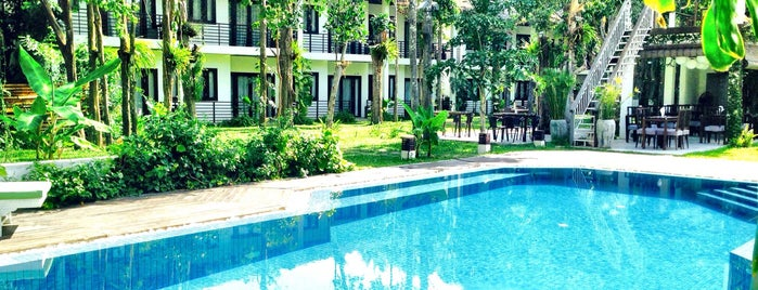 Natura Resort is one of Siem Reap, Cambodia.