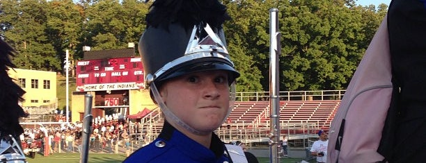 Dobyns-Bennett High School is one of DrumCorps 2012.