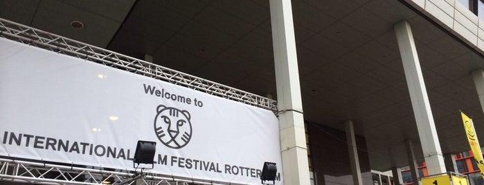 De Doelen is one of IFFR - Festivallocaties & Tips.