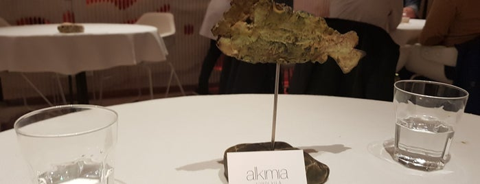 alkimia is one of Want to eat in Barcelona.