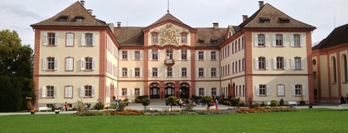 Schloss Mainau is one of Bodensee 2020.