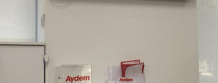 Aydem Elektrik Perakende Satış A.Ş.- Efeler MİM is one of ✨💫GöZde💫✨ : понравившиеся места.