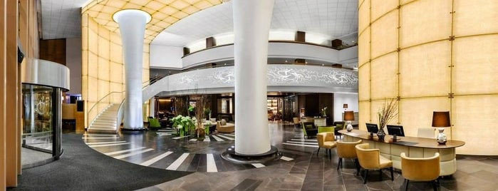 Kempinski Hotel Corvinus Budapest is one of Doc 님이 좋아한 장소.