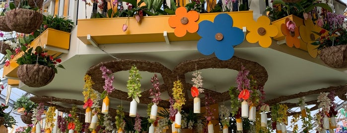 Keukenhof Beatrix Paviljoen is one of Locais curtidos por Mia.