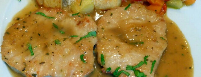 Gusto fino is one of Favorite Food.