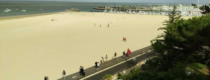 Arc Hotel sur Mer is one of Hotspots Wifi Orange - Vacances.