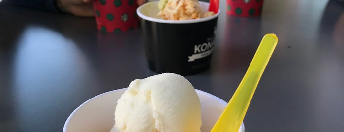 Konak Dondurma Konyaaltı is one of Antalya mayıs.