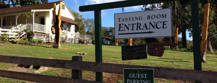 Tedeschi Winery is one of Best of the Road to Hana.