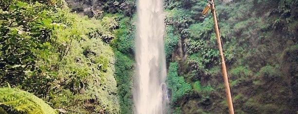 Air Terjun Coban Rondo is one of Malang.