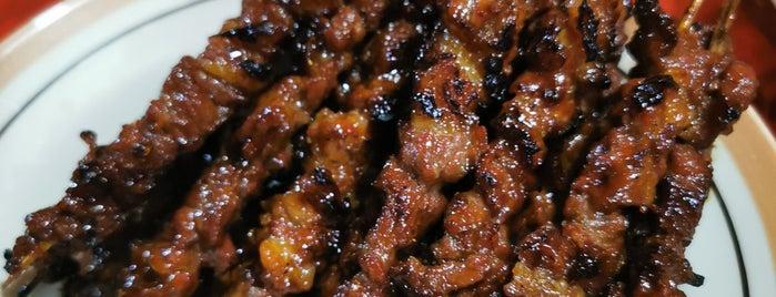 Sate Jerohan Sapi Yu Rebi is one of Top picks for Restaurants.