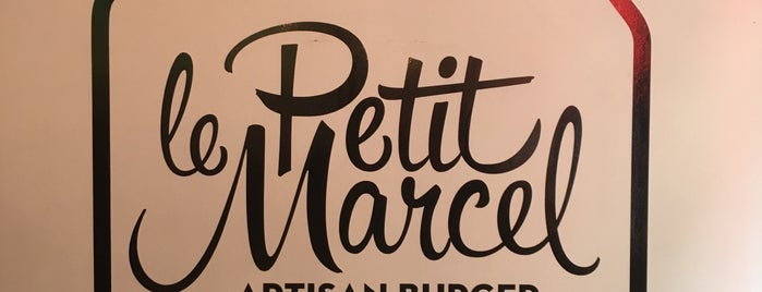 Le Petit Marcel is one of PARIS Burger.