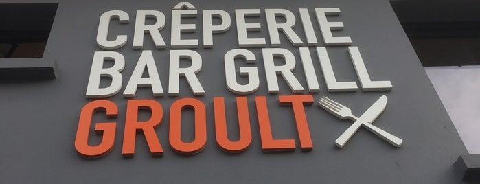 Chez Groult is one of Olivier : понравившиеся места.