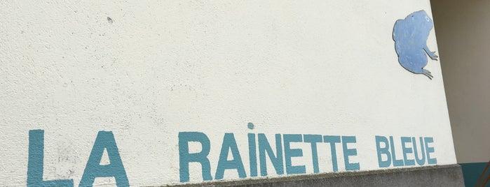 La Rainette Bleue is one of Nantes - A tester.