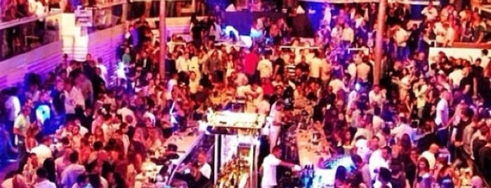 White Beirut is one of Night Club & Lounge & Pub.