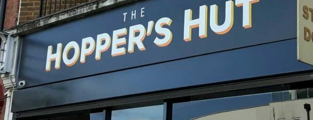 The Hopper's Hut Micropub is one of South East Micropubs.