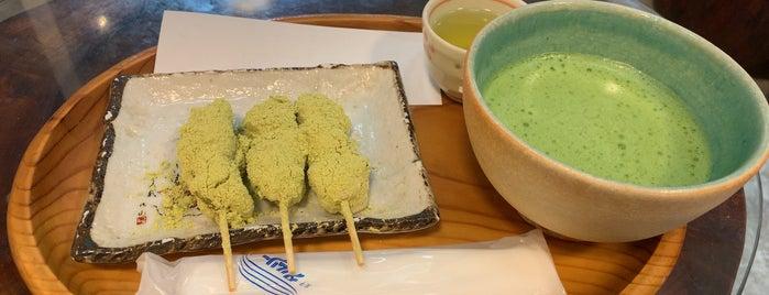 三井寺力餅本家 is one of Confectionery.