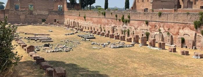 Atrium Vestae | House of the Vestal Virgins is one of Rome.
