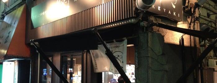 Keyaki is one of Japan.