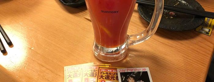 Torikizoku is one of Lieux qui ont plu à Tanaka.