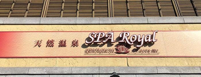 スパロイヤル川口 is one of สถานที่ที่ Masahiro ถูกใจ.