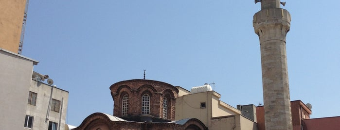 Bodrum Mesih Paşa Camii is one of Tarih/Kültür (Marmara).