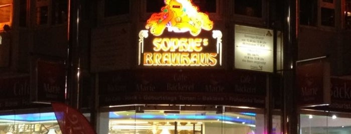 Sophie's Brauhaus is one of Stuttgart.
