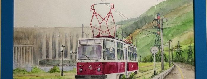 Музей трамвая Андрея Мясникова is one of Orte, die Cipollino gefallen.