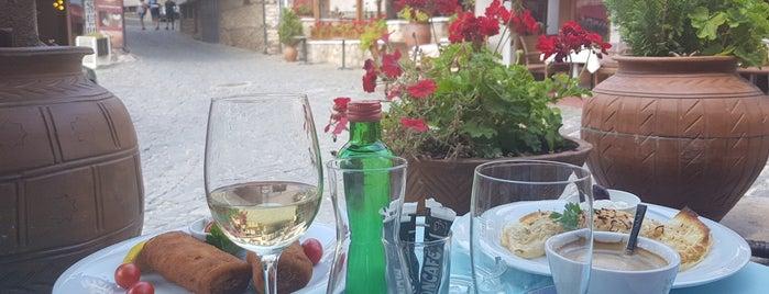 Restaurant St. Sofija is one of king of'un Kaydettiği Mekanlar.