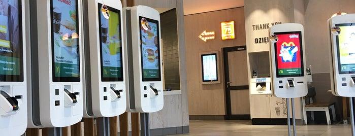 McDonald's is one of Lugares favoritos de Andrey.