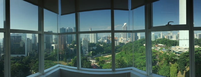 Oasia Suites Kuala Lumpur is one of Lugares favoritos de Clara.