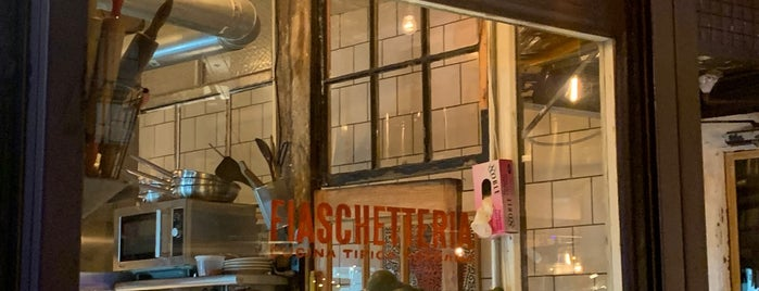 Fiaschetteria Pistoia is one of To go: Exceptional Ambience.