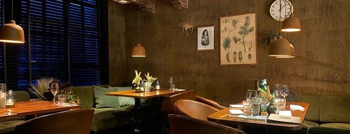 Bleu Bistro Brasserie is one of Amsterdam.