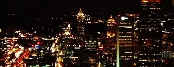 Sun Dial Restaurant, Bar & View is one of Atlanta.
