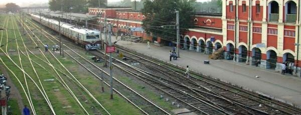 Kharagpur Junction (KGP) is one of Laurence'nin Kaydettiği Mekanlar.