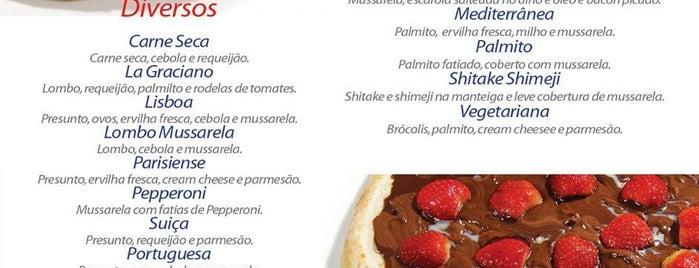Panini Pizzaria is one of Posti che sono piaciuti a Rocío.