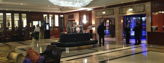Radisson Blu Edwardian Heathrow Hotel is one of Radisson Blu Hotels.