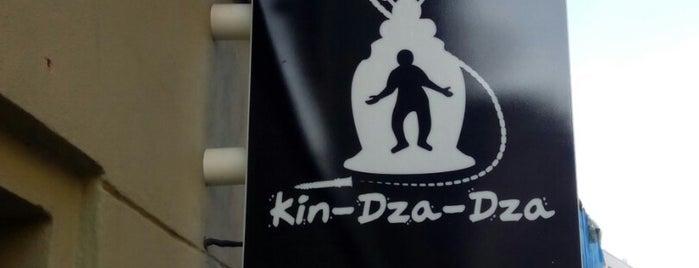 Kin-Dza-Dza is one of Locais salvos de Rptr.