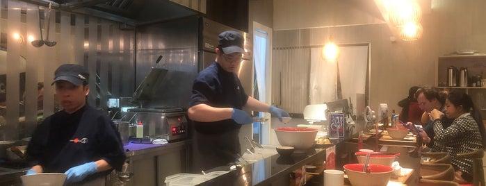 Tsuta is one of Hong Kong ramen.