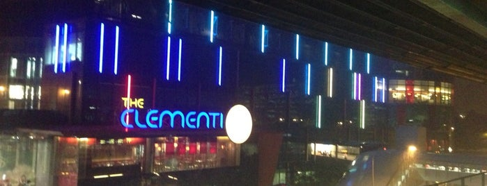The Clementi Mall is one of Locais curtidos por MAC.