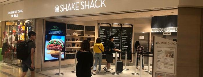 Shake Shack is one of hong kong.