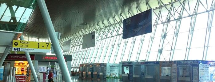 Aeroporti Ndërkombëtar i Tiranës Nënë Tereza (TIA) is one of Airports Europe.