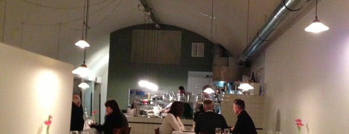 Restaurant De Jong is one of Matiasさんの保存済みスポット.